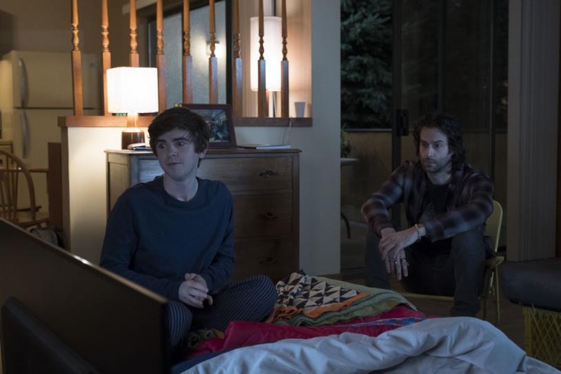 Un'immagine dall'episodio 1x14 di The Good Doctor