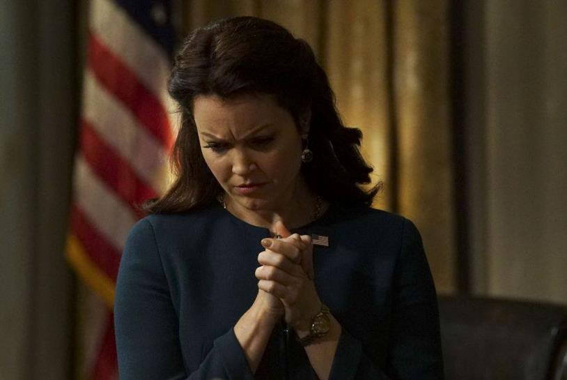 Bellamy Young in Scandal