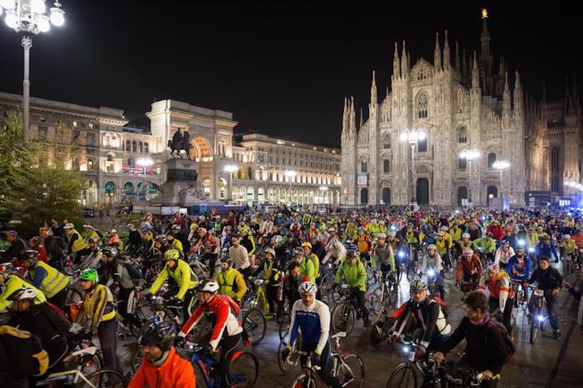 Bike Night a Milano