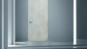 Porta blindata filo muro Shibusa di Silvelox