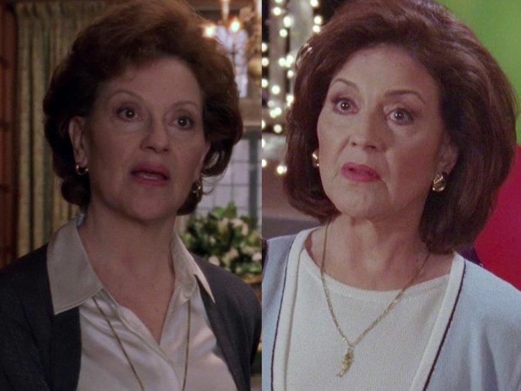 Emily Gilmore le differenze tra la prima e l'ultima stagione di Una Mamma per Amica