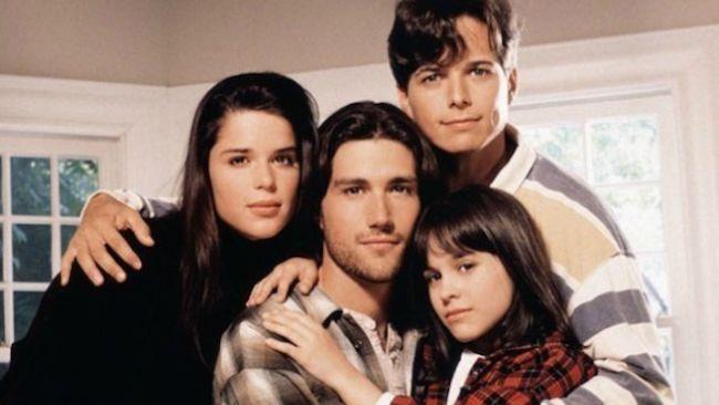 I fratelli Salinger protagonisti d Cinque in famiglia, serie TV amata negli anni 90