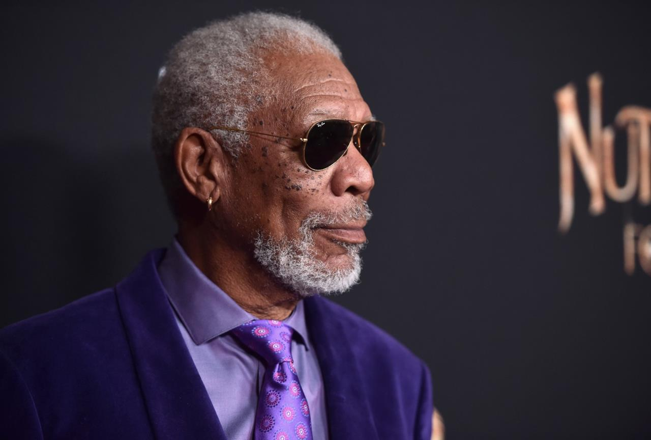 Lo Schiaccianoci Disney Morgan Freeman