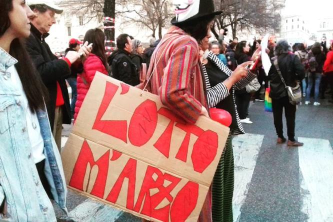 8 marzo 2019, sciopero femminista a Roma: il diario di FoxLife