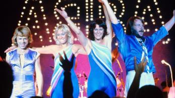Gli ABBA negli anni '70