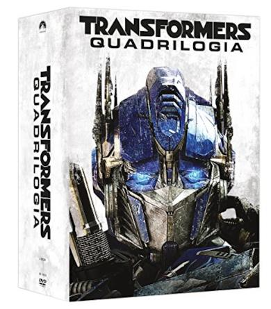 Transformers Quadrilogia