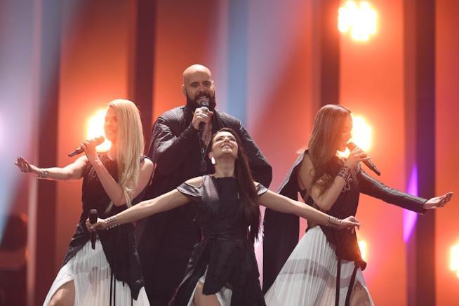 L'esibizione di Sanja Ilić & Balkanika all'Eurovision Song Contest 2018