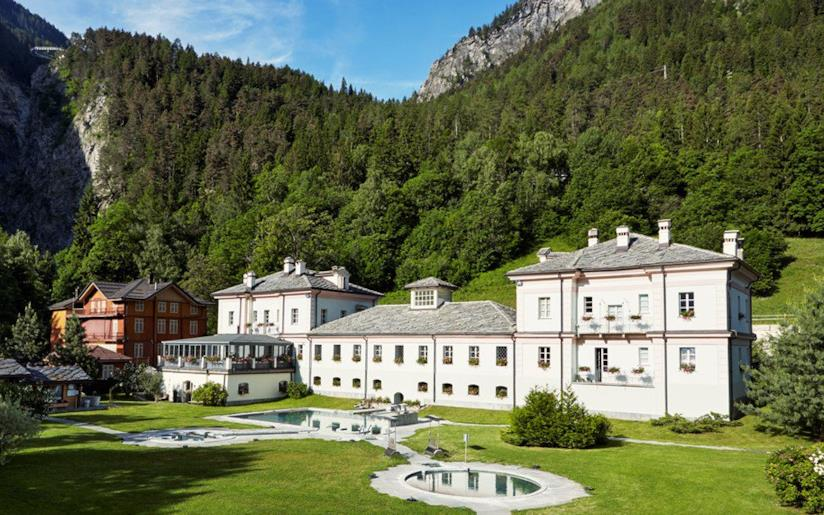 le 10 migliori terme dove andare in Italia:  Prè Saint Didier
