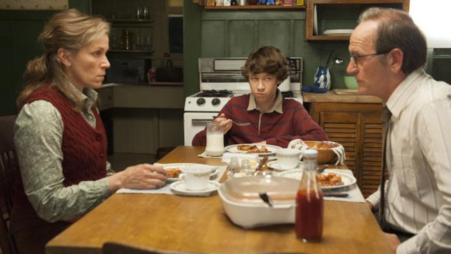 La miniserie HBO Olive Kitteridge con Frances McDormand
