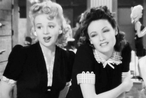 Ragazze negli anni '50