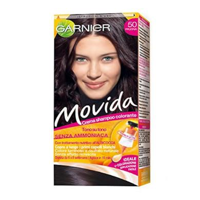 Crema shampoo colorante