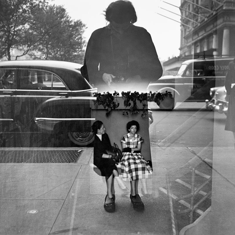 Self-Portrait, 1954