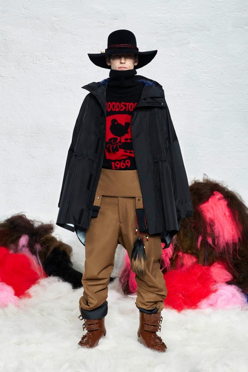 Sfilata MONCLER Collezione Donna Autunno Inverno 19/20 Milano - 75