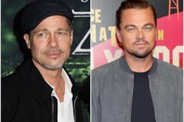 Brad Pitt e Leonardo DiCaprio