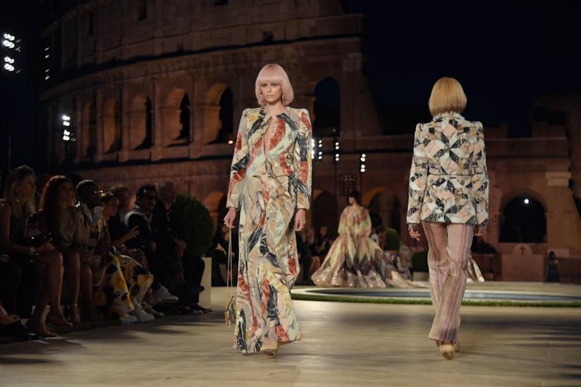 Sfilata Fendi Haute Couture