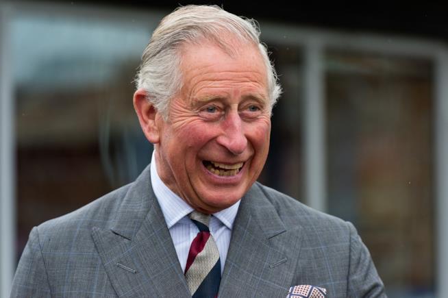 Carlo d'Inghilterra