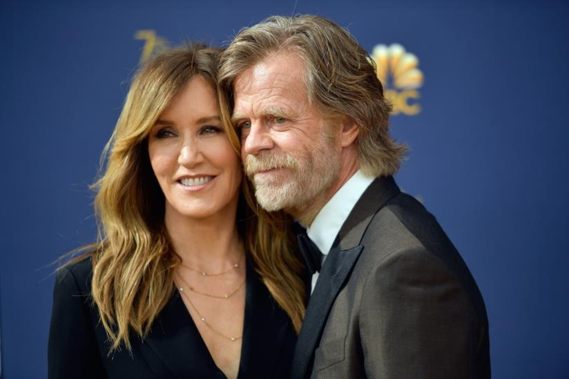 Felicity Huffman e William H. Macy