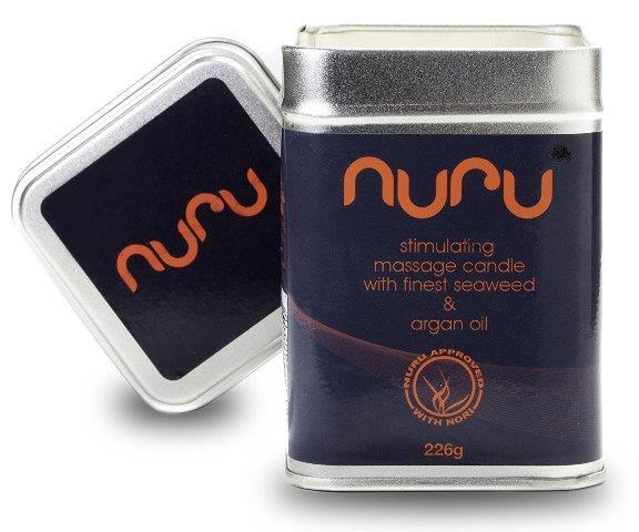 Candela aroma afrodisiaco Nuru