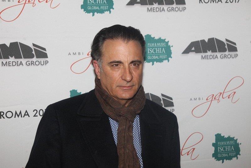 Andy Garcia ospite al film&music Ischia Global Fest