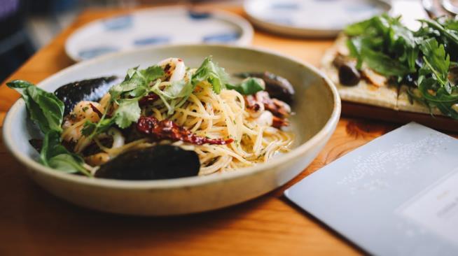 Spaghetti di Konjac con verdure