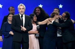 Alfonso Cuaròn vince ai Critics Choice Awards 2019 con Roma