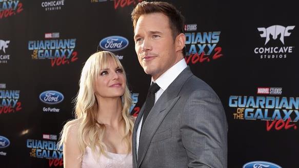 Chris Pratt e Anna Faris hanno annunciato il divorzio