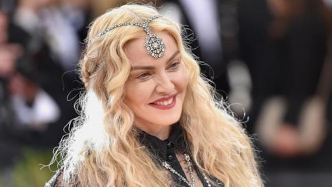Madonna in primo piano