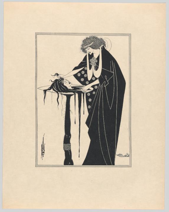 Salomè di Wilde: La ricompensa della ballerina