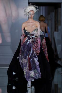 Sfilata MAISON MARGIELA Collezione Alta moda Autunno Inverno 19/20 Parigi - Margiela PO HC RF19 0025