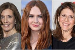 Alcune delle protagoniste del Tribeca Film Festival 2018