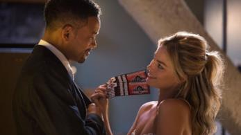 Will Smith e Margot Robbie accendono la passione in Focus - Niente è come sembra