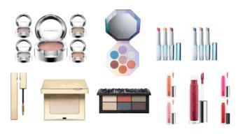 Alcune delle novità make-up natalizie di NARS, Fenty Beauty e Clarins