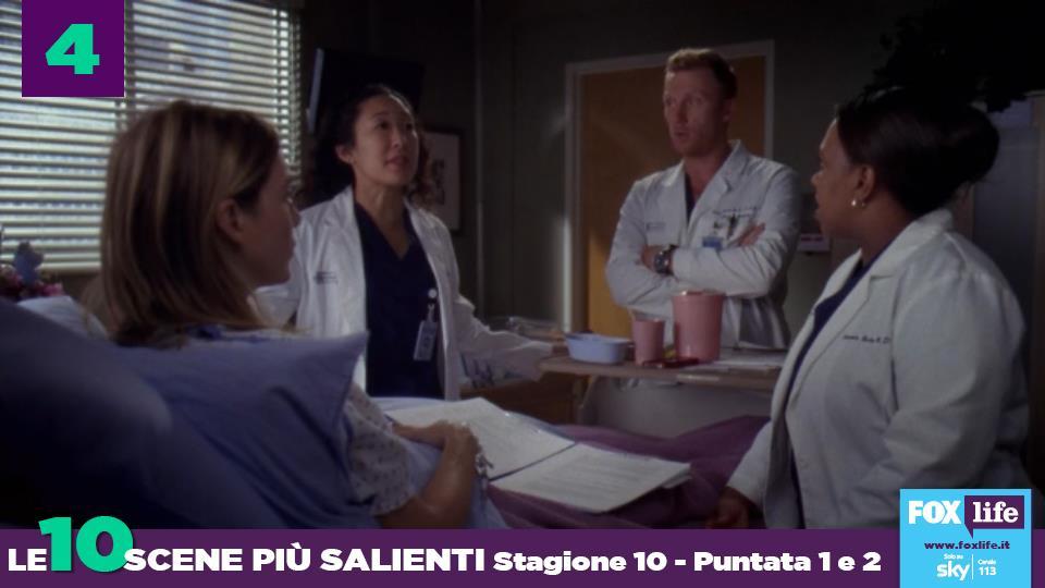 Meredith scopre che Richard l'ha nominata tutore e ora deve scegliere cosa fare della sua vita.