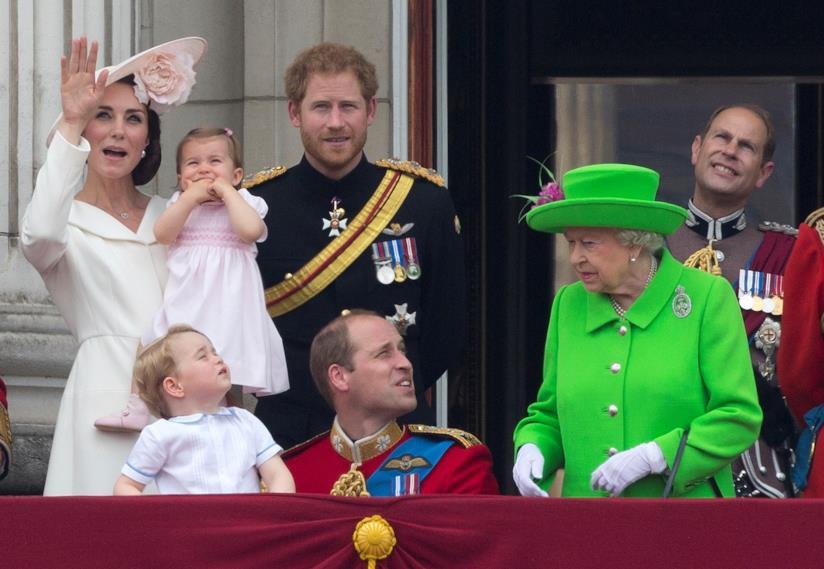 La Regina Elisabetta rimprovera il nipote William