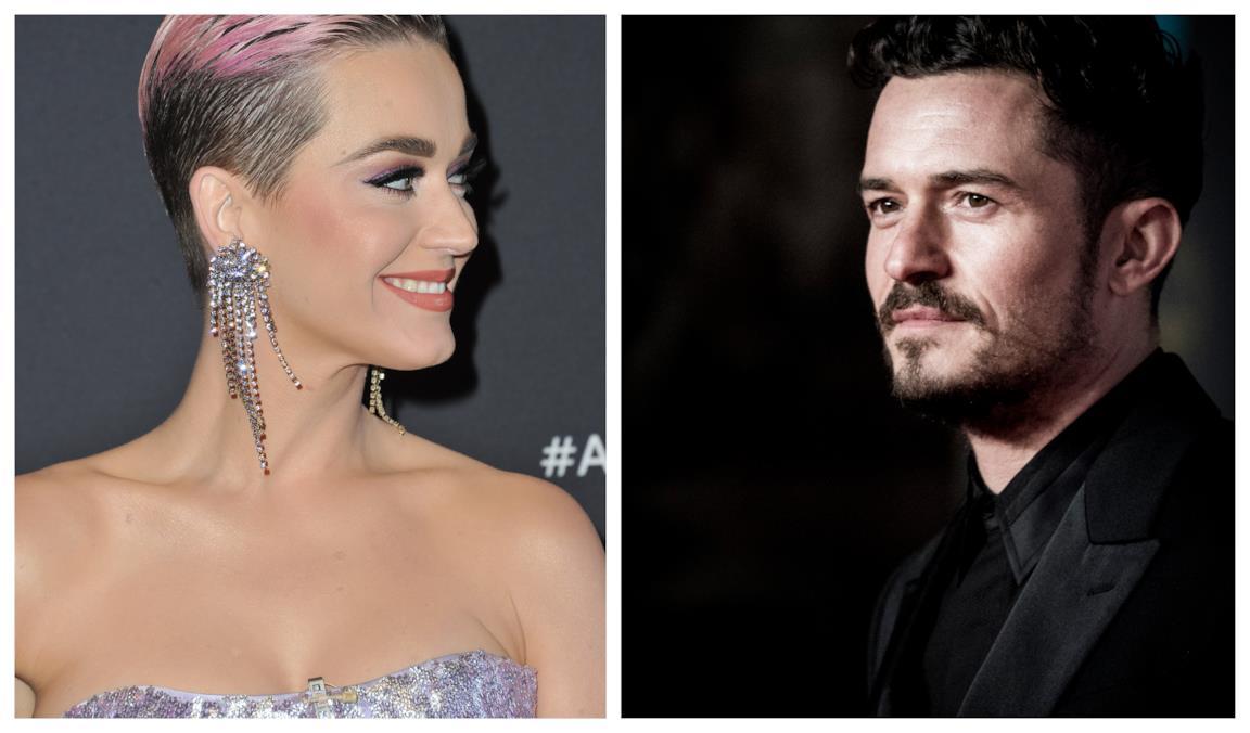 Fra Katy Perry e Orlando Bloom è di nuovo amore