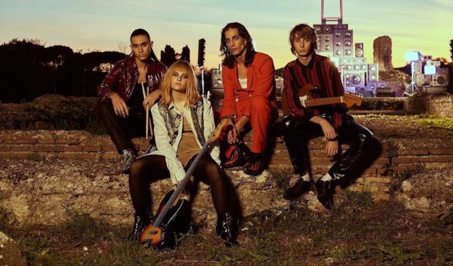 Nuovo singolo per i Måneskin, fuori Fear for Nobody