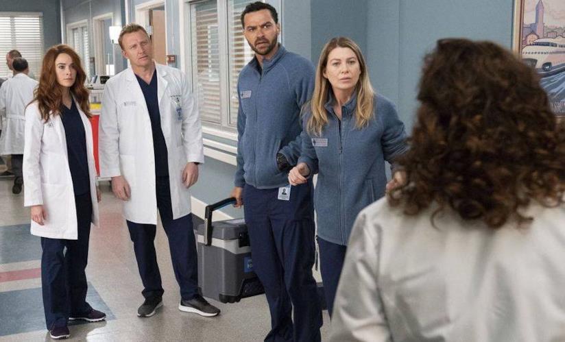 Al Series Con l'anteprima dell'episodio 20 di Grey's Anatomy 15