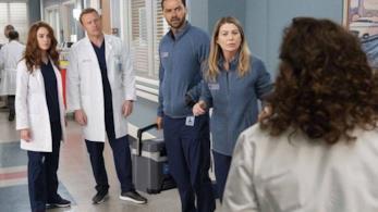 Il poster di Grey's Anatomy 15