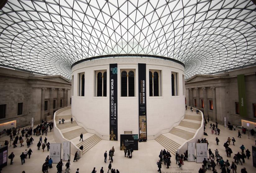 British Museum di Londra