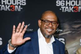 L'attore Forest Whitaker