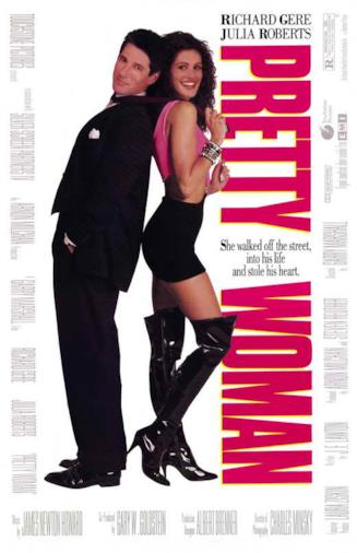 Poster del film Pretty Woman