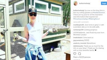 Un post di Katherine Heigl