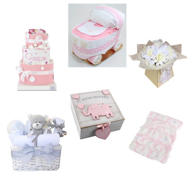 I regali per una bambina