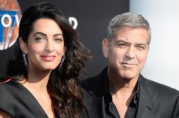 George e Amal Clooney
