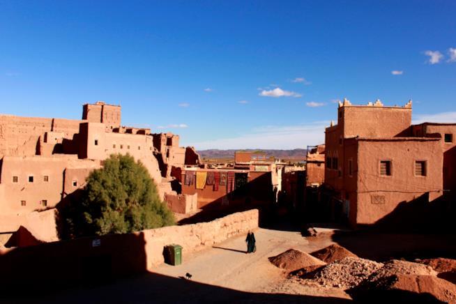 I meravigliosi colori di Ouarzazate