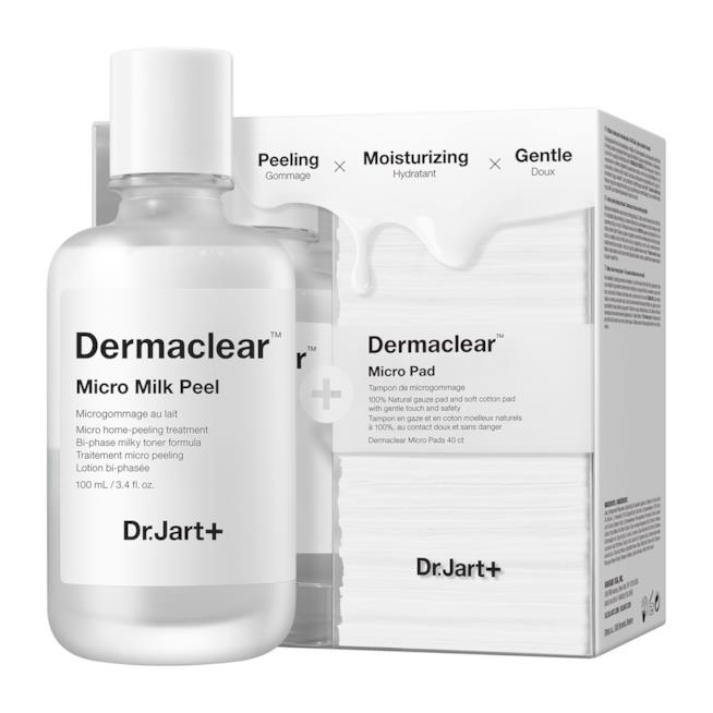 Dermaclear Micro Milk Peeling Microgommage