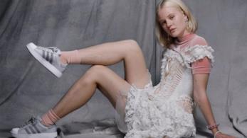 La modella svedese Arvida Byström