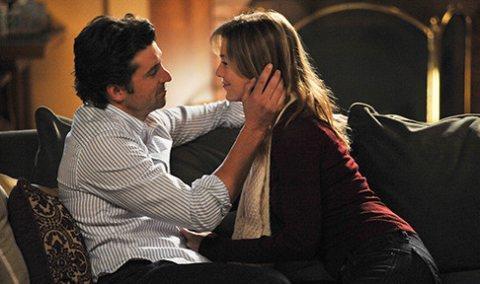 Meredith e Derek: il loro amore è diventato il simbolo di Grey's Anatomy