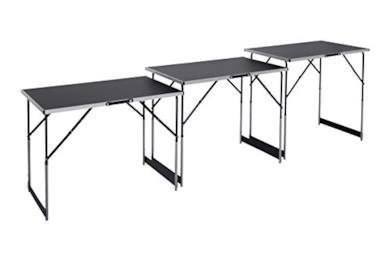 Tavolo Da Lavoro Regolabile In Altezza, 3 Pezzi