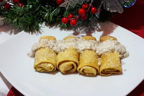 Rotoli di pasta